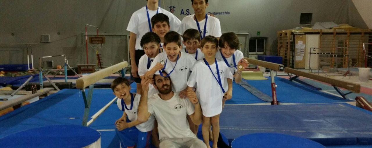 Video Campionato di Serie A Maschile 2016 Minnie Gym