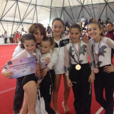 Risultati Campionato Silver LB Minnie Gym