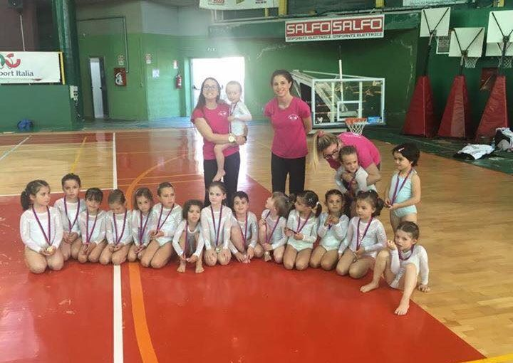 Risutati Trofeo Gym Minnie Gym