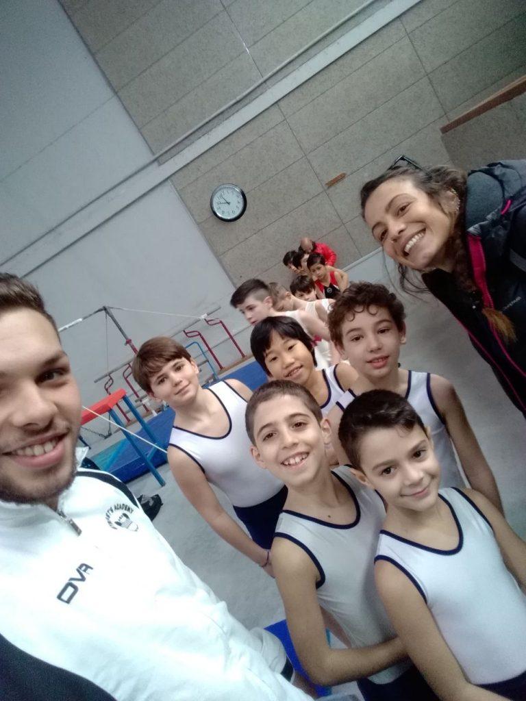 Risultati Campionato Serie A Maschile Minnie Gym