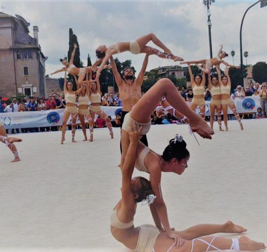 Tutte le foto della festa 150 anni della Feder ginnastica
