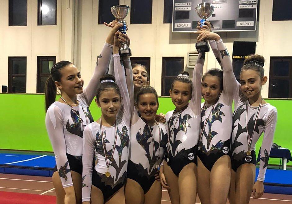 Campionato Serie D LA3 LB3 II prova