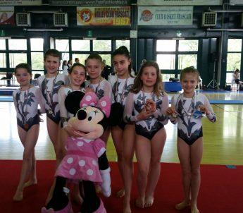 Risultati Campionato di Specialità Minnie Gym