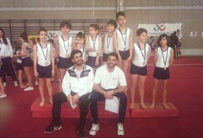 Risultati Campionato Maschile Minnie Gym