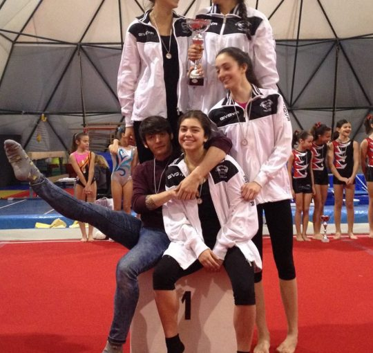 Risultati Trofeo Acrobat Minnie Gym