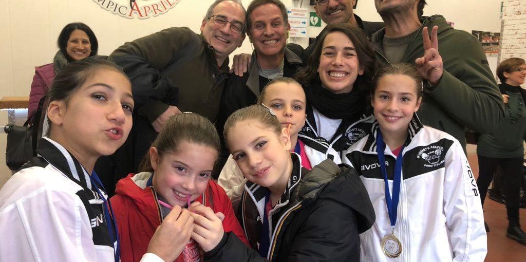 Risultati Campionato Serie A Minnie Gym