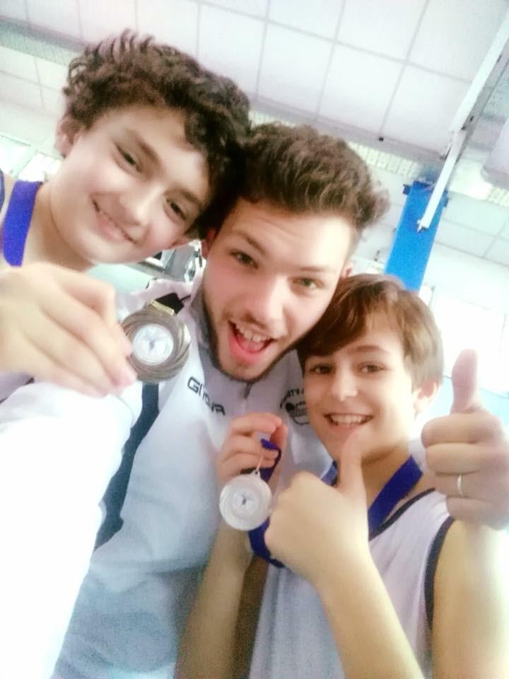 Risultati Campionato Esordienti Minnie Gym