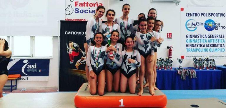 Risultati Finale Nazionale Trofeo Arcobaleno 🏆