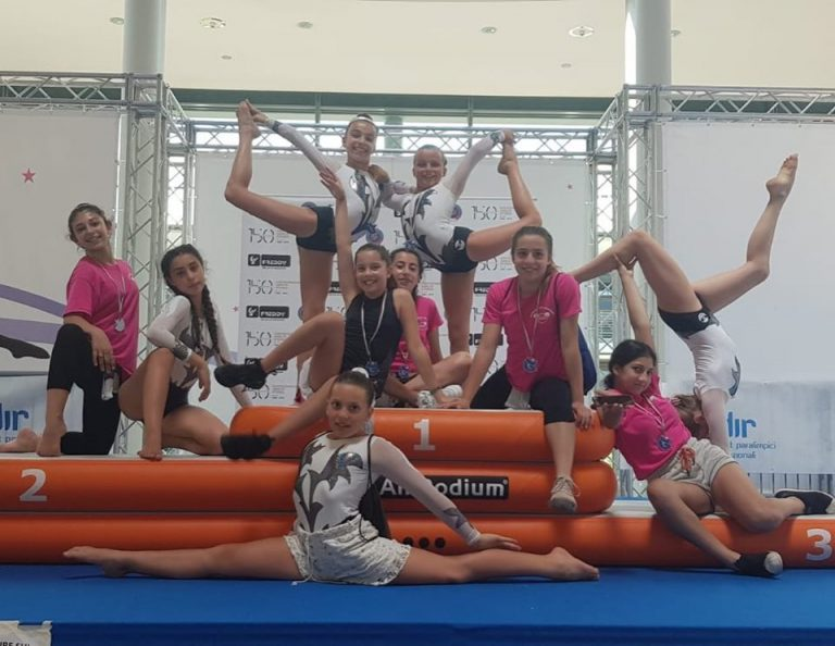 Finali Nazionali Rimini in Festa SILVER LA3/LB3/LC3 – SERIE D LC3/LB3 -SILVER GAM LA -FGI-