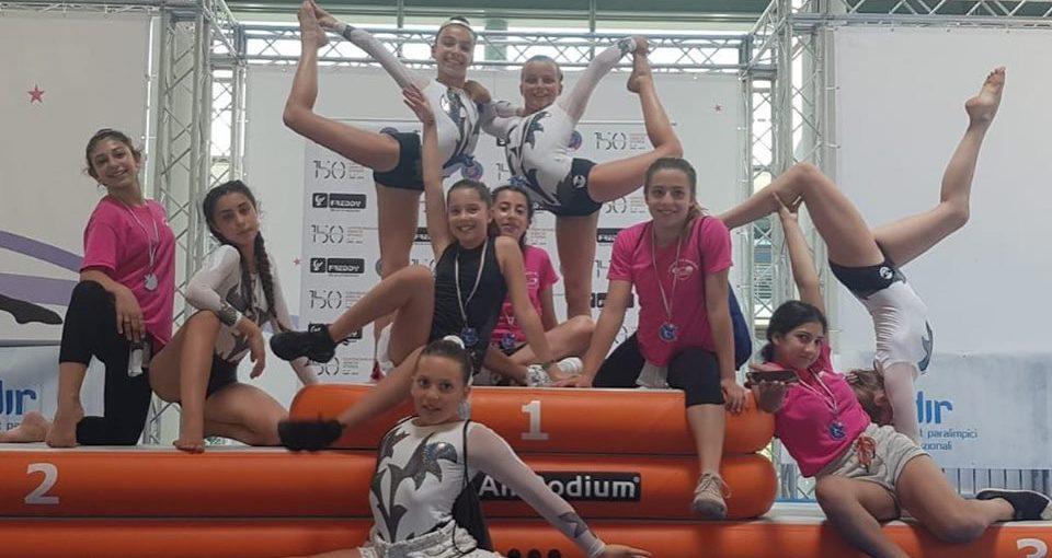 Finali Nazionali Rimini in Festa SILVER LA3/LB3/LC3 - SERIE D LC3/LB3 -SILVER GAM LA -FGI-